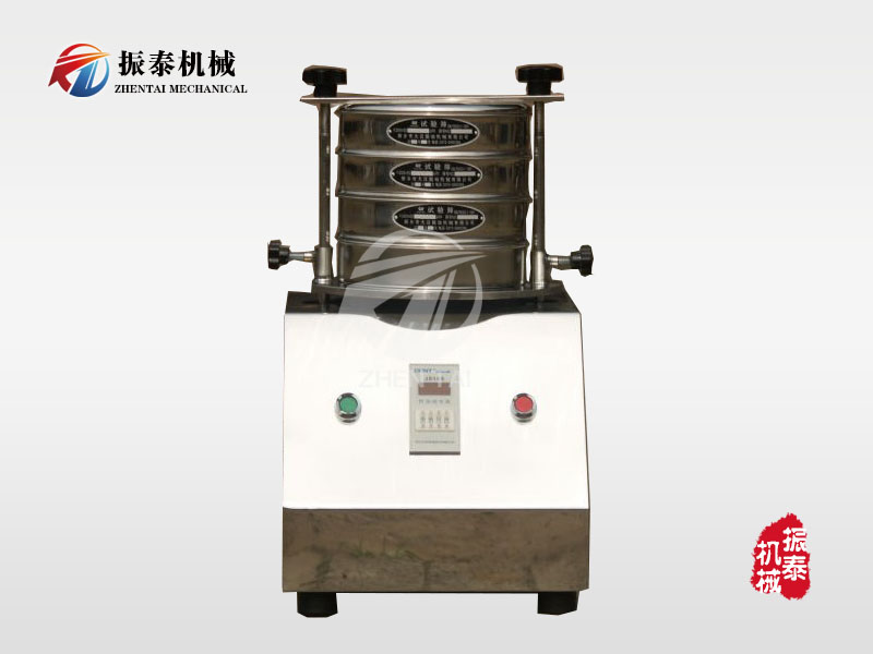 标准试验筛分机