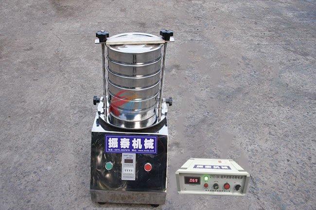 超声波试验筛结构部件详细说明